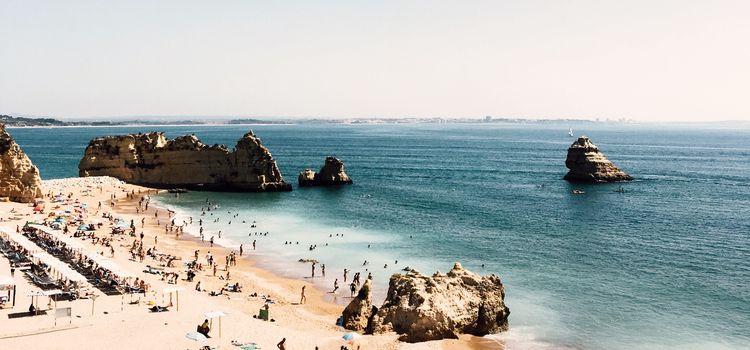 Algarve conquista 40 do total de dormidas turísticas nacionais