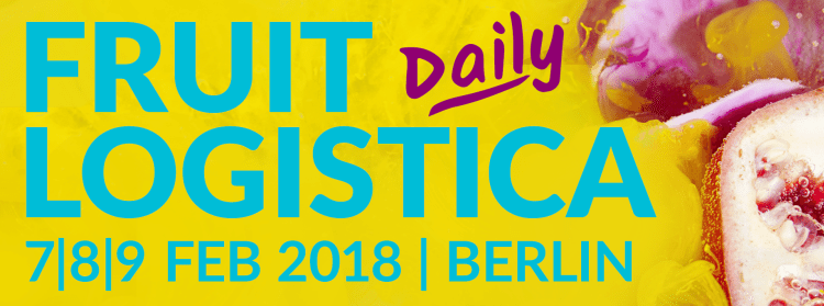 FRUIT LOGISTICA 2018 - certame internacional de hortofrutícola