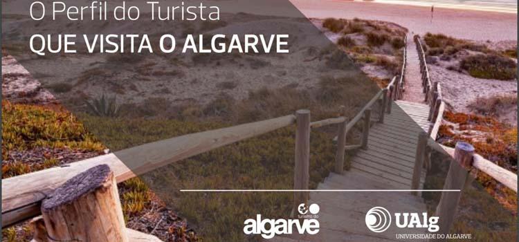 Perfil do turista que visita o Algarve