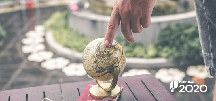 Candidaturas abertas para apoio à Internacionalização