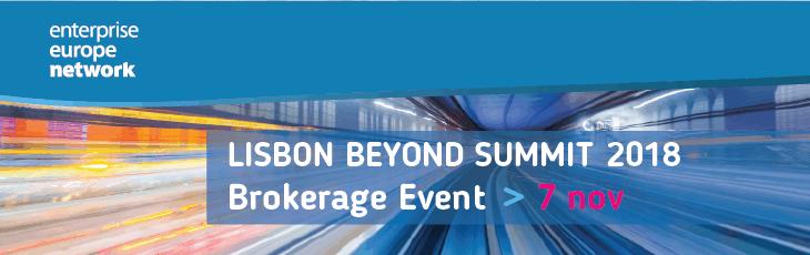 Inscrições abertas para a Lisbon Beyond Summit 2018