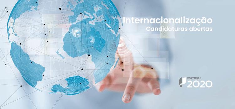 Portugal 2020 Abertas candidaturas para apoio a projetos de internacionalização