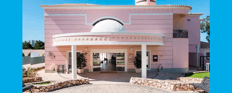 entrada da vila rosa